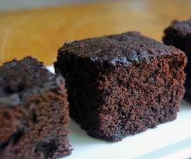 Cakey Brownies :)