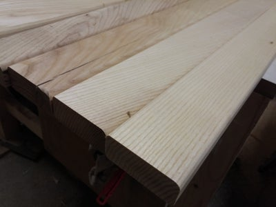 Router Part and Sanding