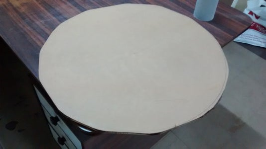 Cut Out a Circle From MDF