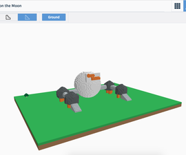 Airbus - Tinkercad to Minecraft