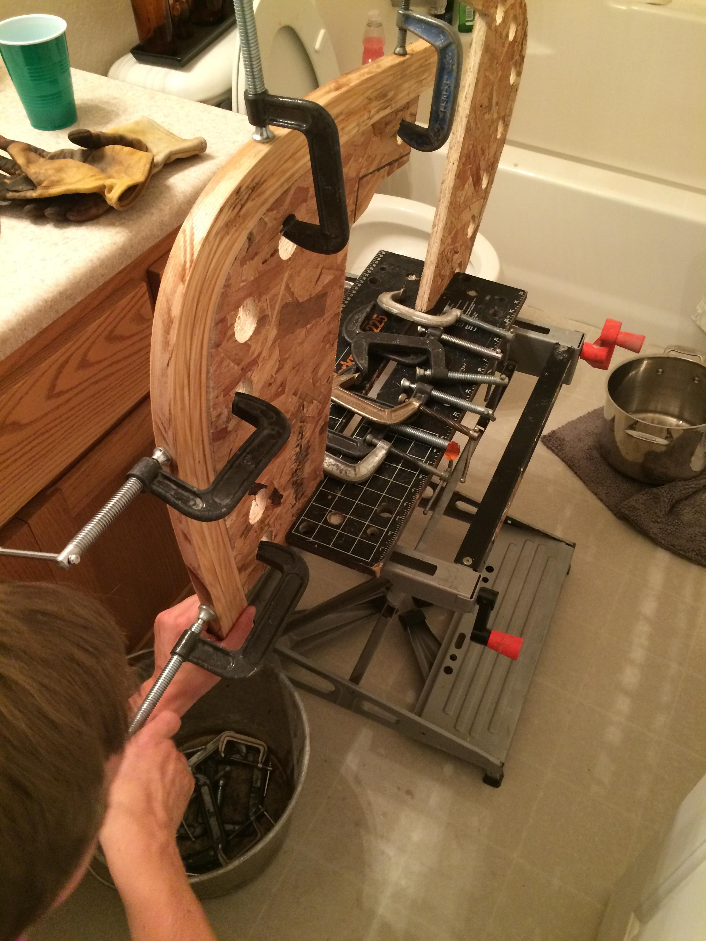 Picture of Bending the Stems