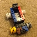 How To Make A Lego Space Rover