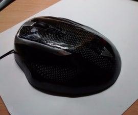 Carbon mouse