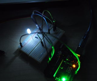 Arduino Photoresistor LED On/off