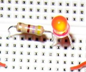 LED Blinking With Raspberry Pi