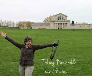 Taking Memorable Travel Photos