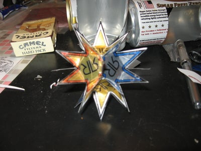 Energy Drink Ornament
