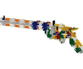 Oblivitus' K'nex Ultra Pistol