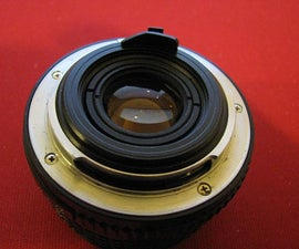 How to modify K-Mount lenses to fit a full-frame Canon camera