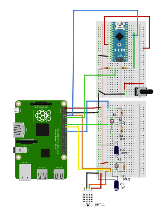 Picture of Sending Arduino Data to the Web