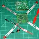 Scratch Built Micro Quad Copter