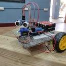 Arduion Wall E Robot