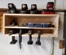 Drill Shelf