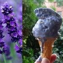 Lavender & Earl Gray No-Churn Ice Cream