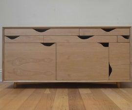 Making a Side Board Cabinet