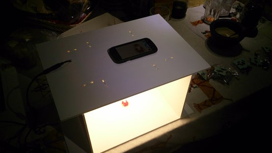 Photo Light Box - Foldable and Light Weight