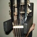 How to Make a Guitar Hanger