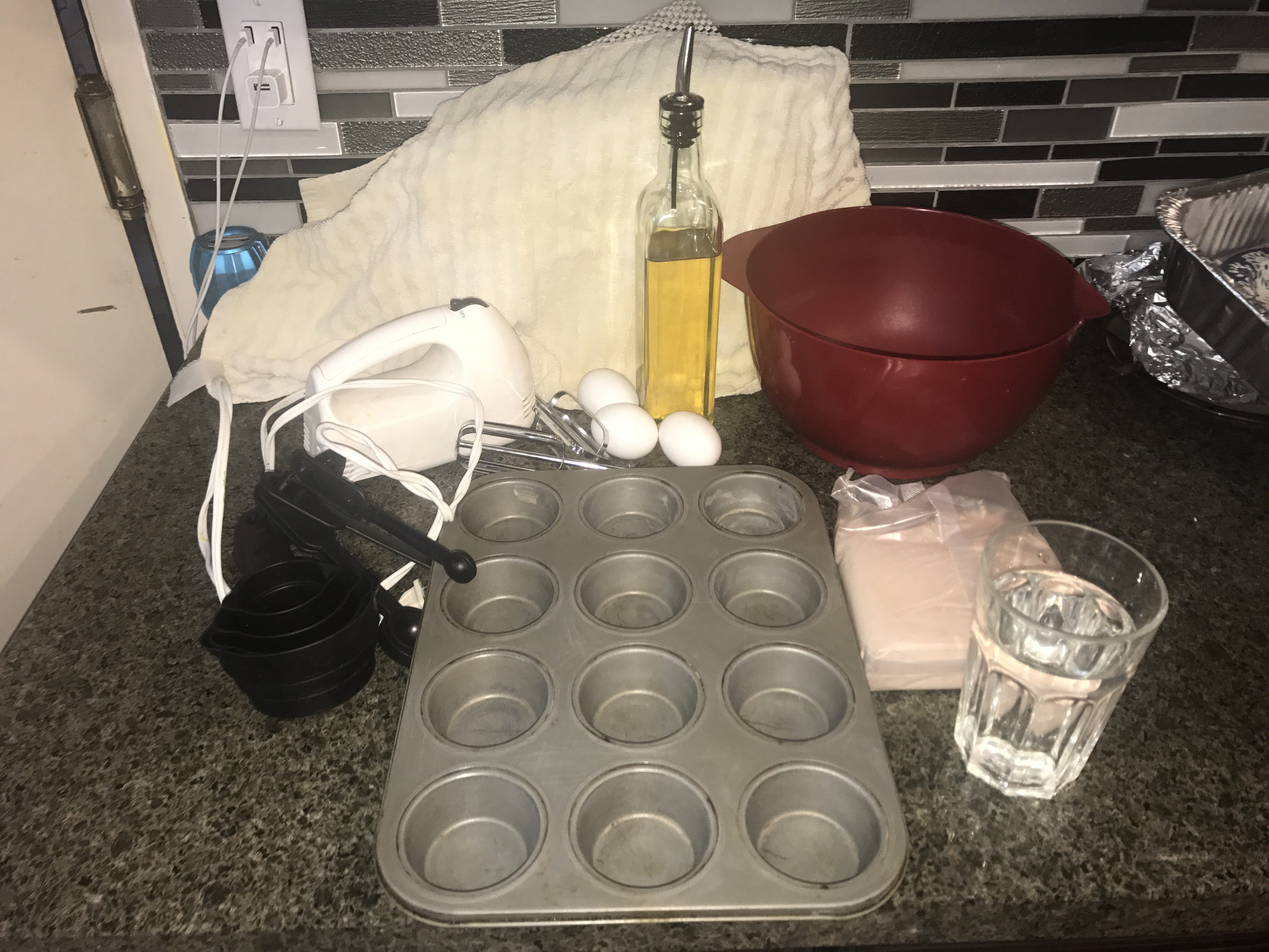 Picture of Baking Red Velvet Cupcakes #HMS2018