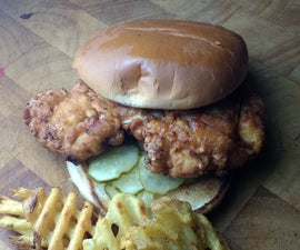 Copycat chick fil gay sandwich all the flavor none of the hate