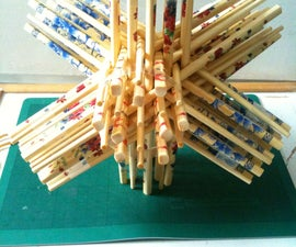 Mad Chopstick Burr