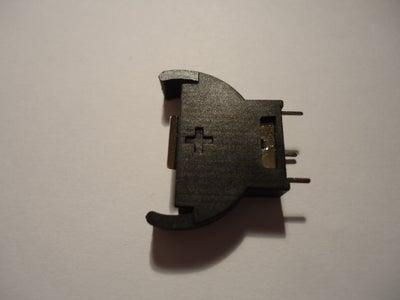 Add CR2032 Battery Holder
