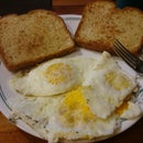 How to cook amazing fried eggs