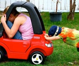 Push Start a Car