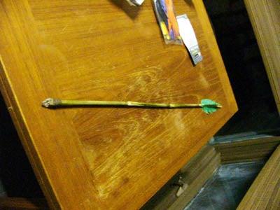 Building a Primitive Arrow