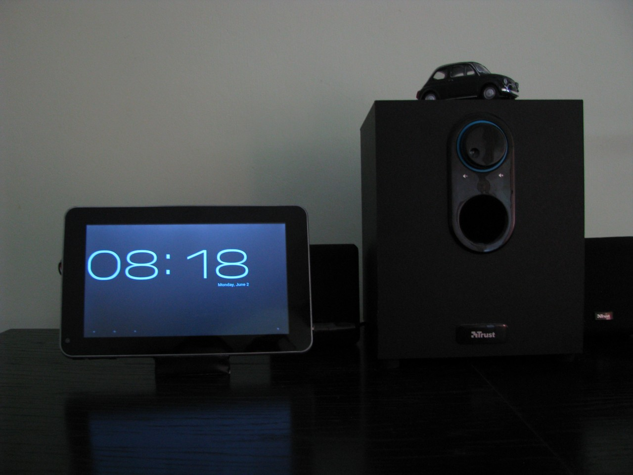 Picture of Clock (from Android 4.0.4)