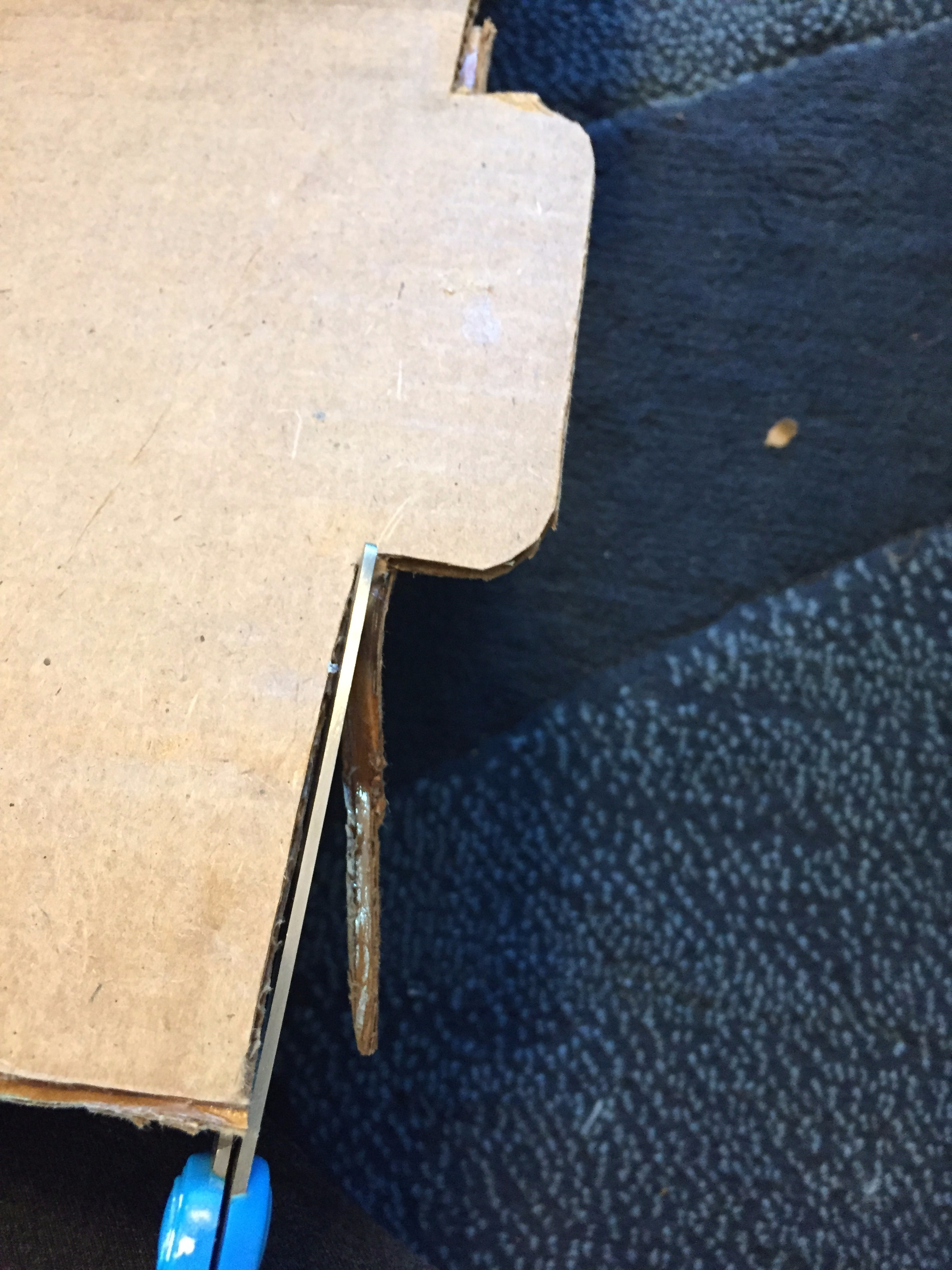 Picture of Floor (F) – Glue Floor Together
