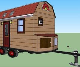 Build A Solar House On Wheels