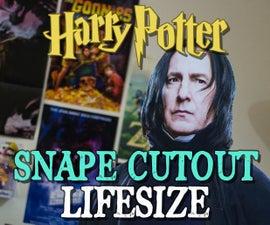 Snape Lifesize Cutout