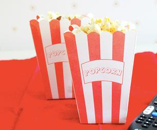 Almond & Cinnamon Sugar Popcorn