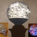 Turn G25 Light Bulbs into FAIRY-BULBS