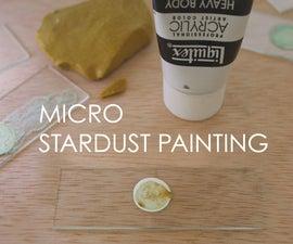 Stardust Paintings (Nebula Series)