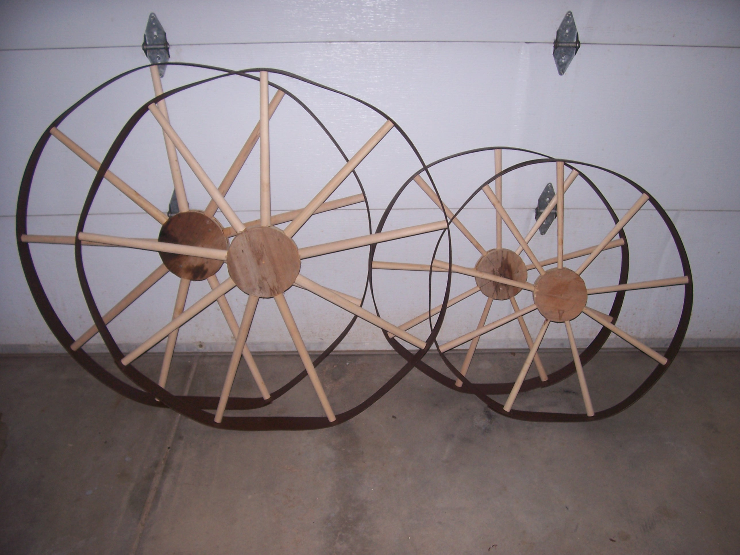 Picture of Wheels & Bottom Half
