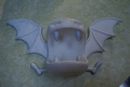 Apply a Layer of Polymer Modeling Clay