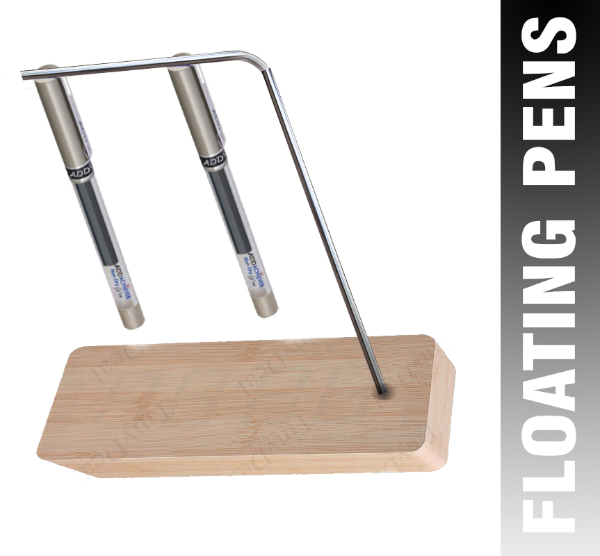 Picture of Floating Pen Stand | Minimilistic