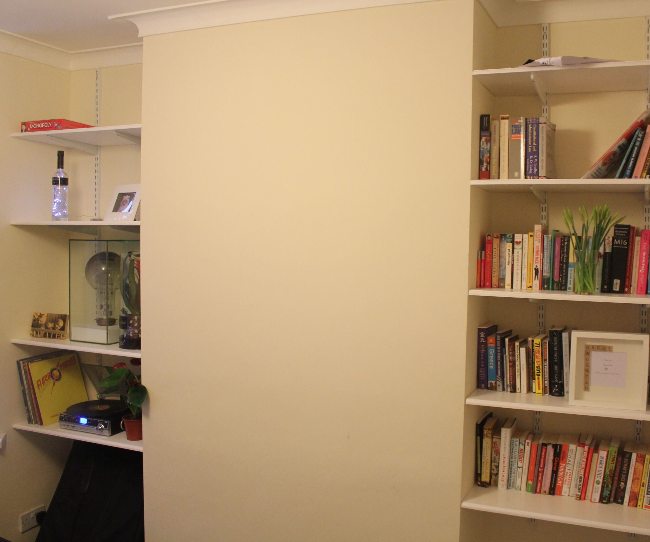 Make Expensive Looking Shelves on a Small Budget: 6 Steps (with ...