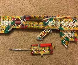 K'nex Weapon Of War Review
