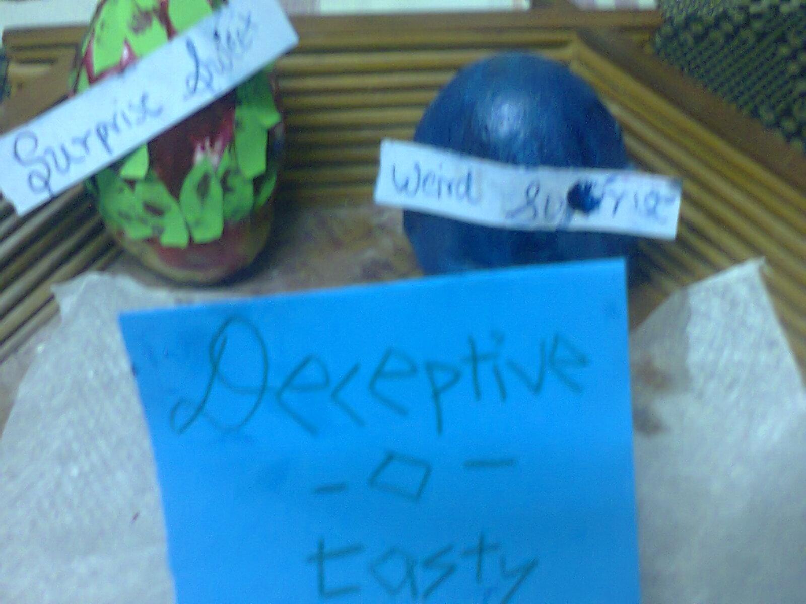 Picture of Deceptive - Licious Eggs