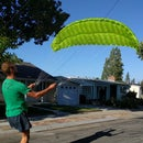Sewing a Mini Paraglider