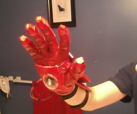 Iron Man Mark 1 Repulsor Glove