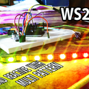 How to Make Music Reactive WS2812B LEDs With Multi-pattern