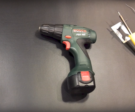 How to Convert Cordless Drill to Corded