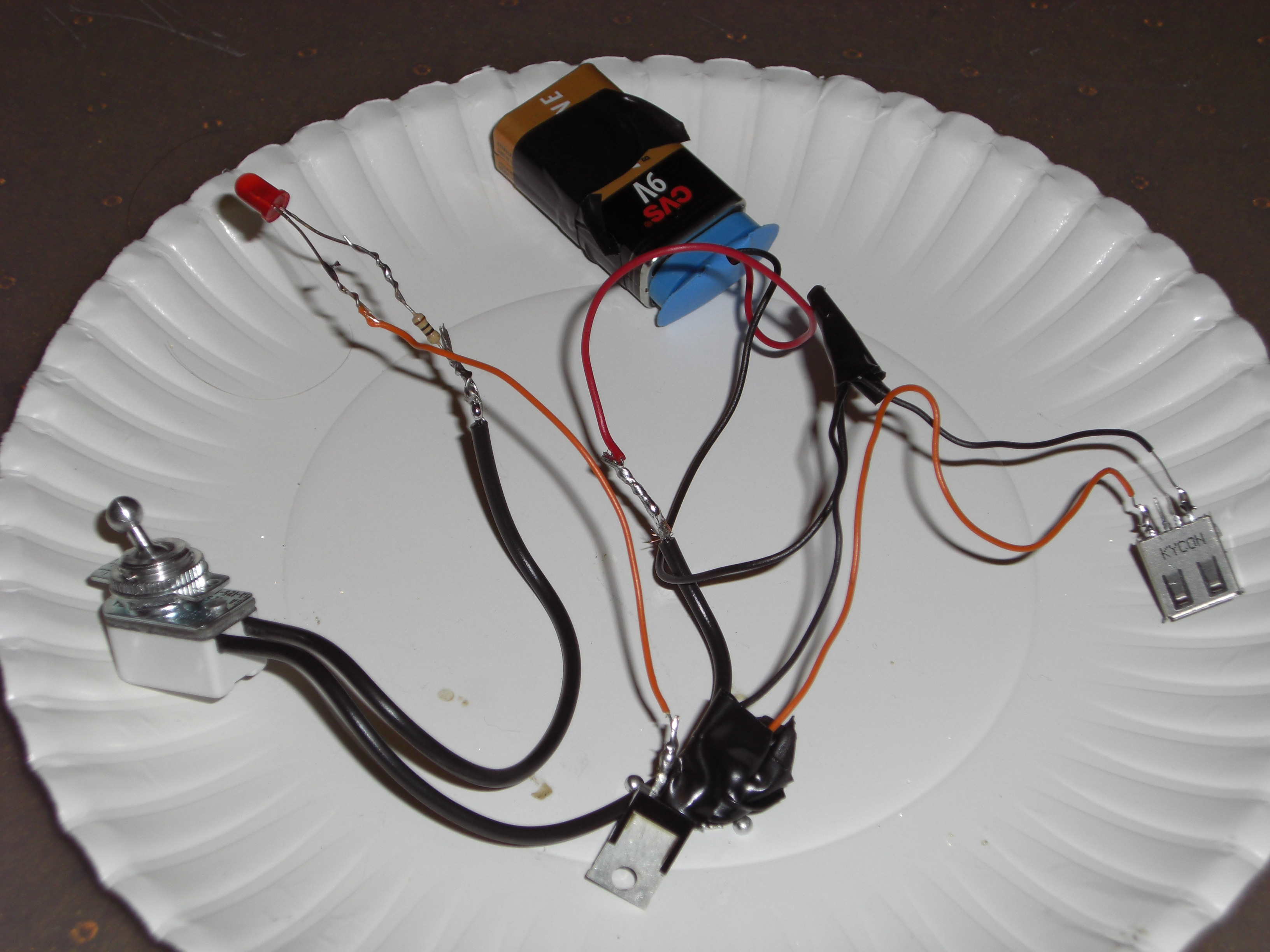 Picture of Wiring the Ground