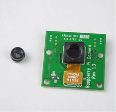 Picture of Assembling the Spider (Camera)