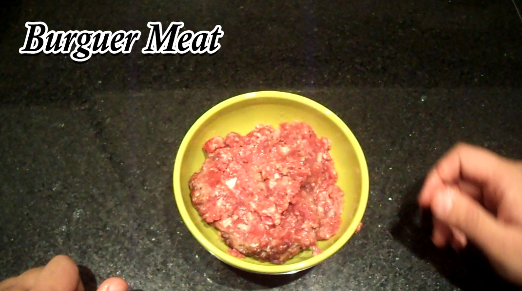 Picture of Make the Burger Meat