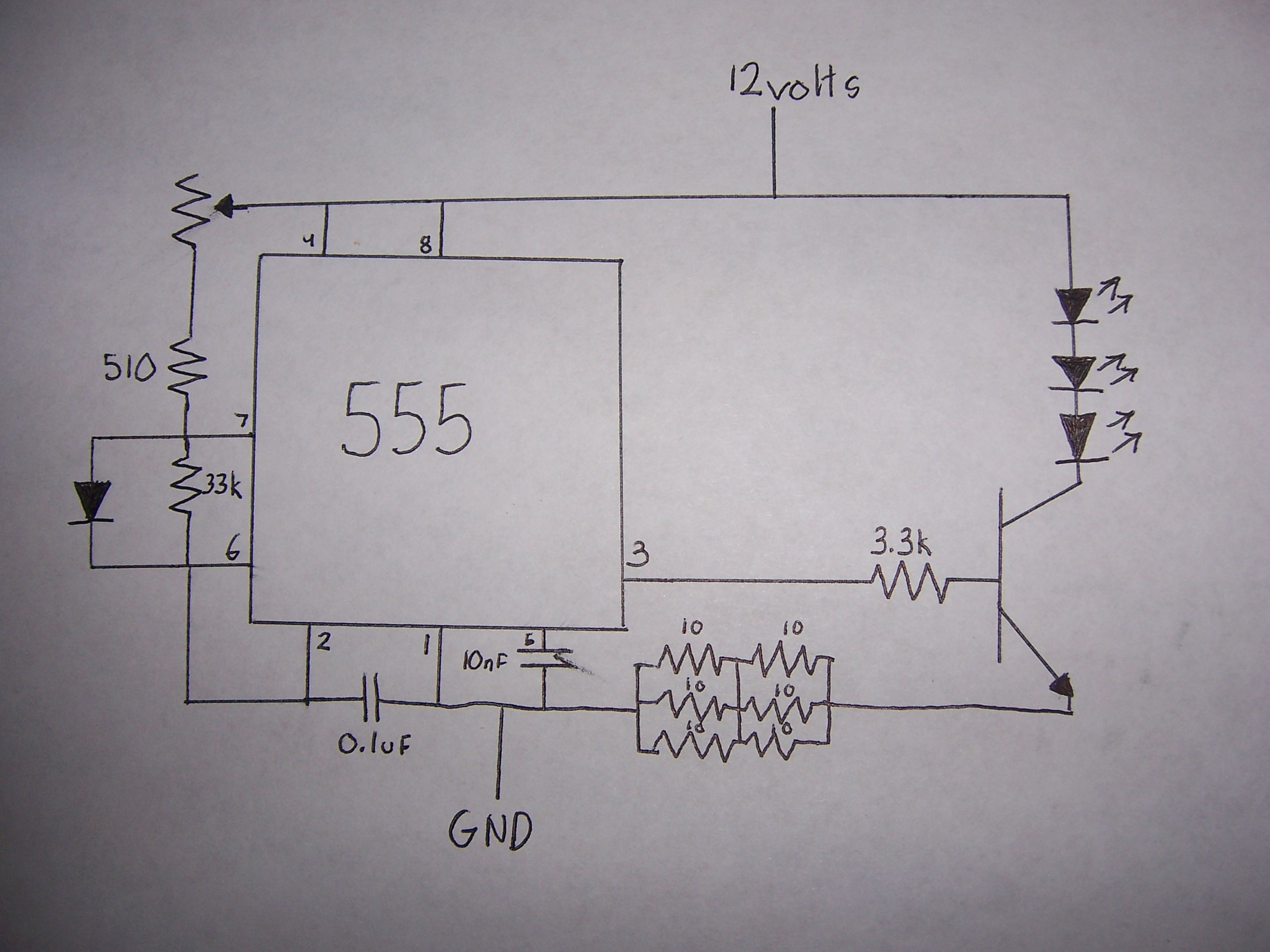 Picture of LED Driver