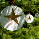 CNC Christmas Ornament